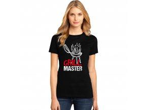 Dámské tričko Mistr Grilování