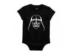 těhotenské body Darth Vader
