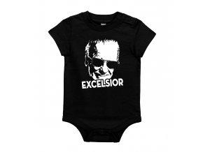 těhotenské body Excelsior Stan Lee