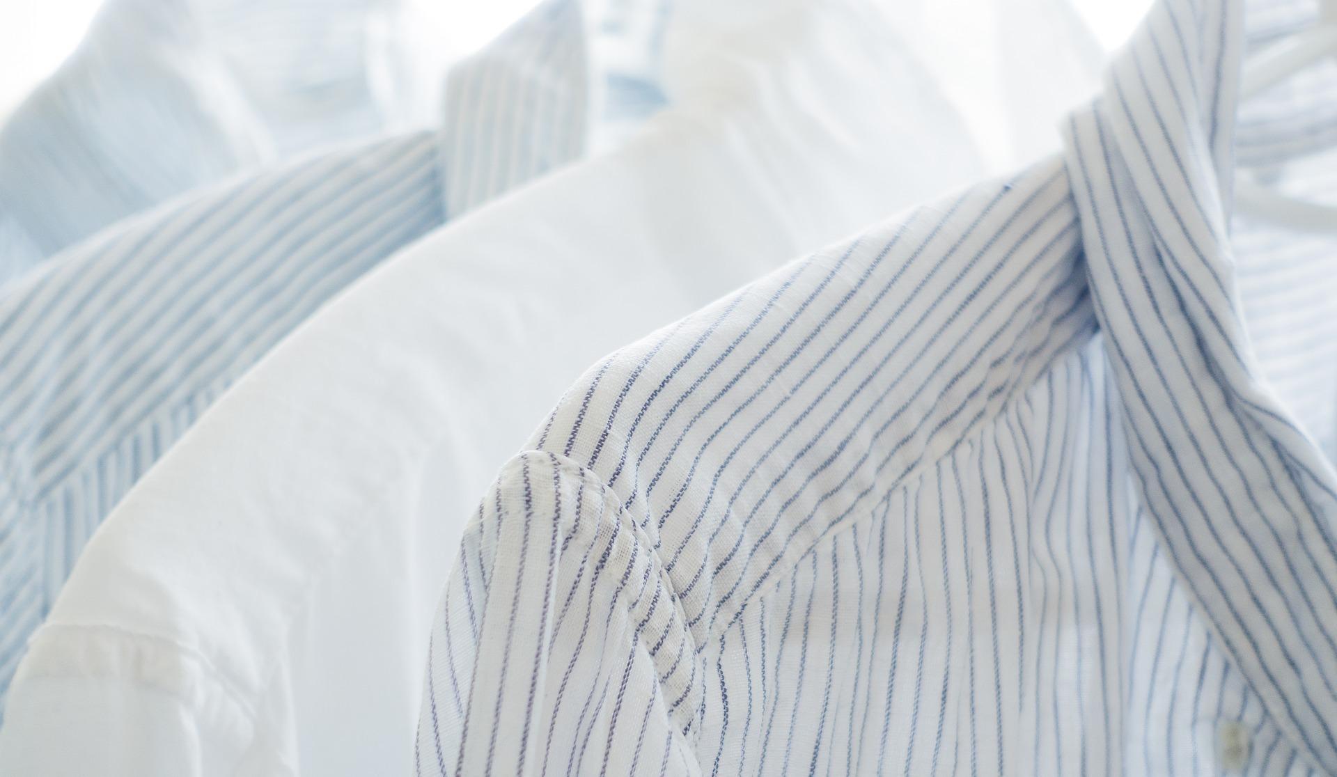 Žehlení košil a prádla – návyková služba