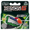 Elkos Men Xenon 6 Premium Náhradní hlavice 3ks