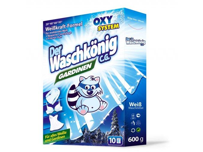 Waschkönig Gardinen Speciální Prací prostředek Bílé 10 WL