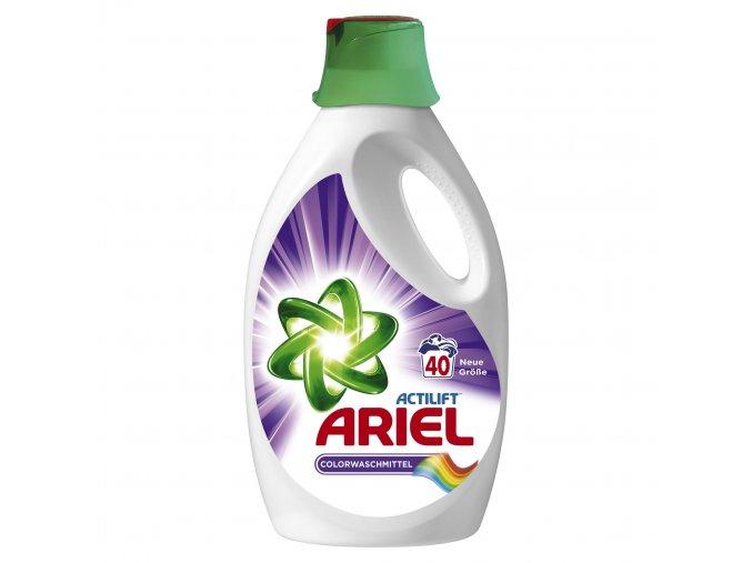 Ariel Actilift Color Gel na praní 40 Pracích cyklů