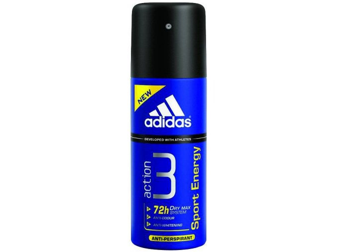 Adidas Deodorant 150ml Sport Energy Cool & Dry