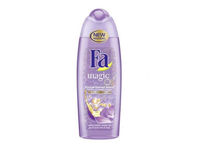 fa magic oil pink jasmine shower gel 250 ml 83 fl oz