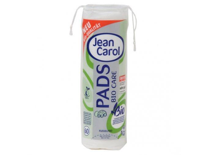 Jean Carol Odličovací tampony 60ks BIO