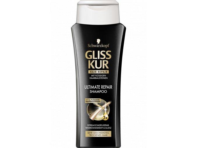 Gliss Kur Ultimate Repair Šampon 250ml