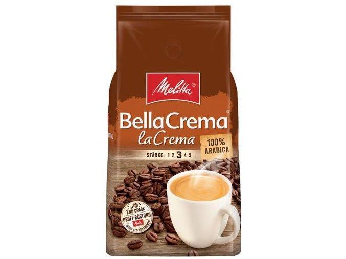 melitta kawa bella crema lacrema 1 kg 4002720008102