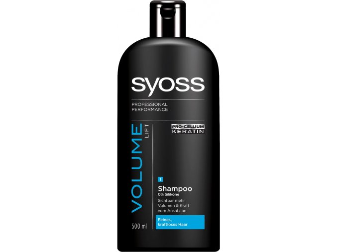 Syoss Šampon 500ml Volume Lift