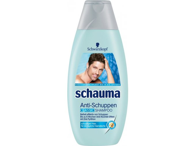 Schauma Šampon 400ml Proti lupům Classic