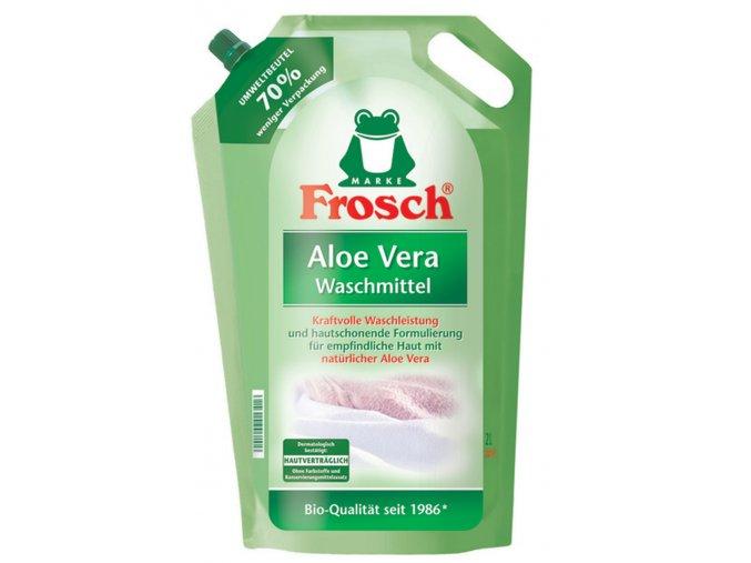 Frosch Gel na praní Aloe Vera Sensitiv 18 Pracích cyklů (1,8l) - BIO