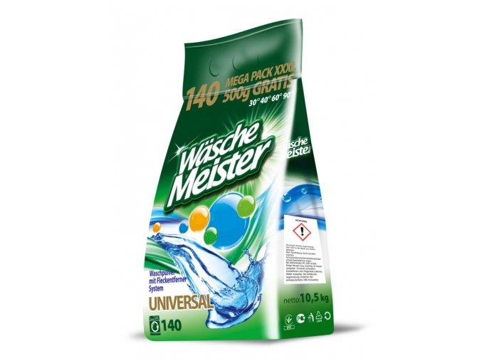 Wasche Meister Universal prášek na praní bílého i barevného prádla 140 Pracích cyklů