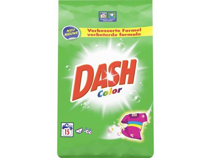 Dash Color Prášek na praní 17 Pracích cyklů