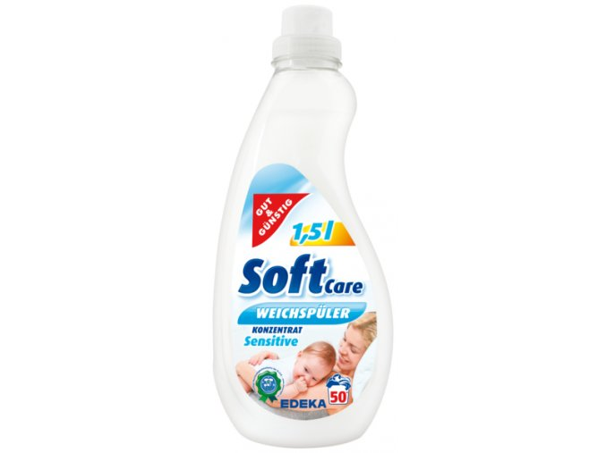 G&G Softcare Sensitive aviváž 1,5l