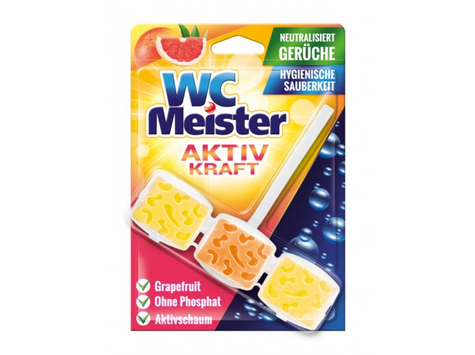 WC Meister zaveska do WC 45g vune grapefruit