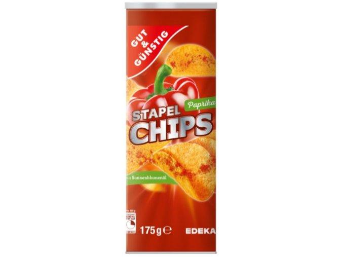 chipsypaprikastapel
