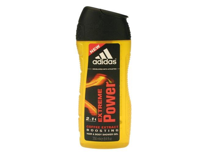 Adidas Sprchový gel 250ml 2in1 Extreme Power