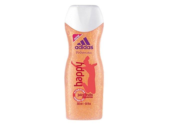 Adidas Sprchový gel 250ml Women Happy