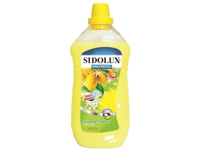 Sidolux lemon