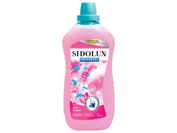 Sidolux pinkcream
