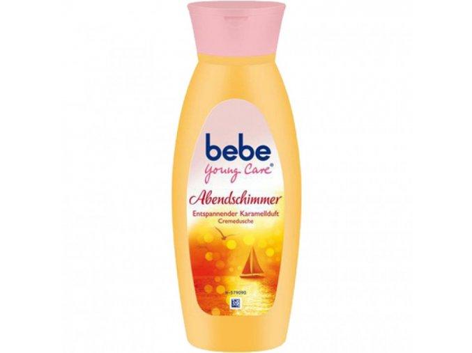 Bebe Young Care Sprchový gel Relaxačni karamelová vůně 250ml