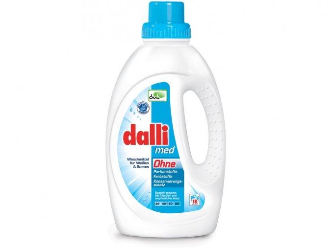 Dalli Med Gel na praní pro alergiky 18 Pracích cyklů