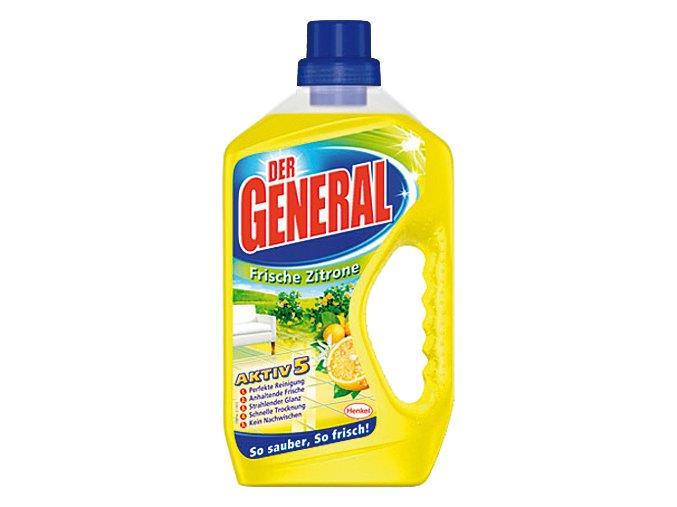 Der General Univerzální čistič 750ml Frische Zitrone