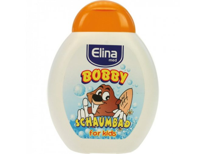 Elina Kids Pěna do koupele pro děti BOBBY 300ml