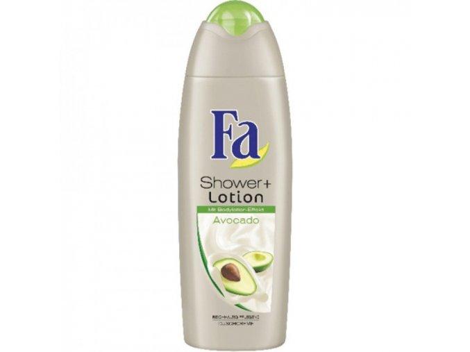 Fa Sprchový gel 250ml Shower&Lotion Avocado
