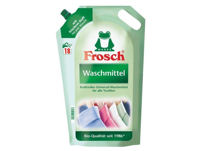 Frosch Gel na praní 18 Pracích cyklů (1,8l) - BIO