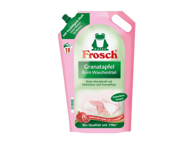 Frosch Gel na praní Granátové jablko 18 Pracích cyklů (1,8l) - BIO