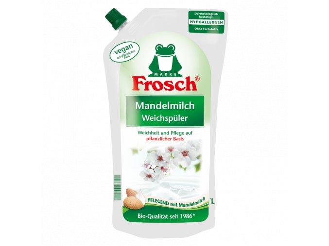 Frosch Hypoalergenní Aviváž Mandlové mléko 1l - BIO
