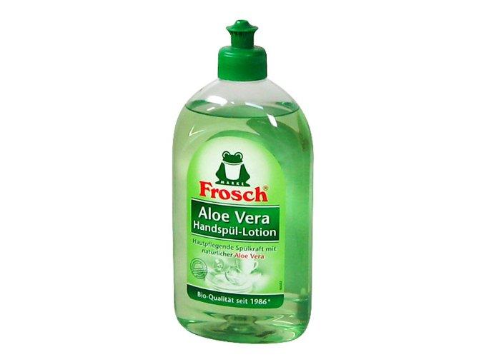 Frosch Mycí prostředek na nádobí Aloe Vera 500ml - BIO