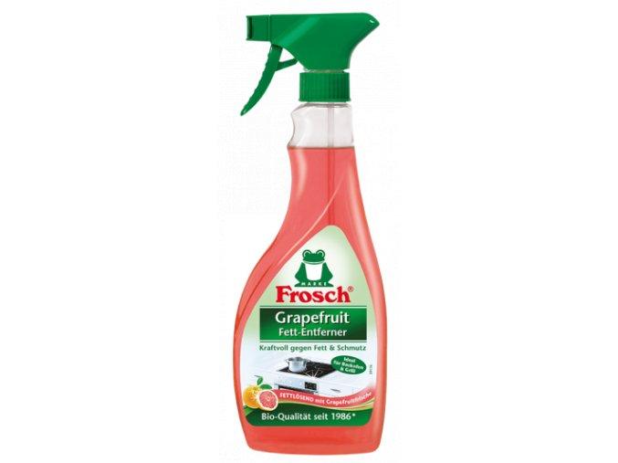 Frosch Odstraňovač mastnoty a nečistot Grapefruit 500ml - BIO