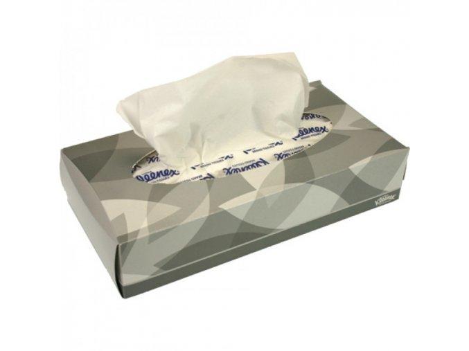 Kleenex Kosmetické kapesníčky dvouvrstvé 100ks