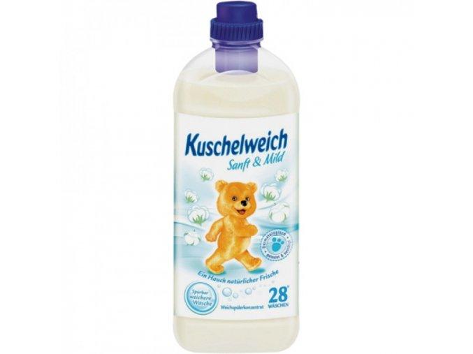 Kuschelweich Aviváž 1l Sanft & Mild