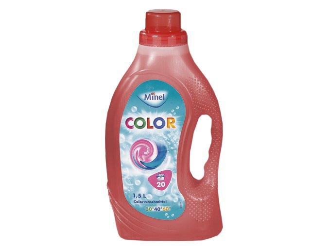 Minel Color Gel na praní 20 Pracích cyklů