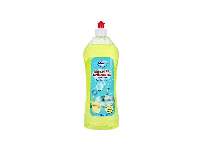 Minel Prostředek na ruční mytí nádobí Citrus 1l