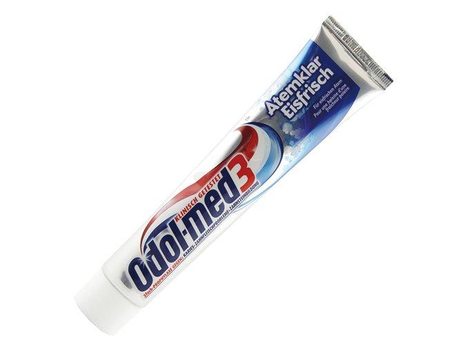 Odol Med3 Zubní pasta 75ml Atemklar Eisfrisch