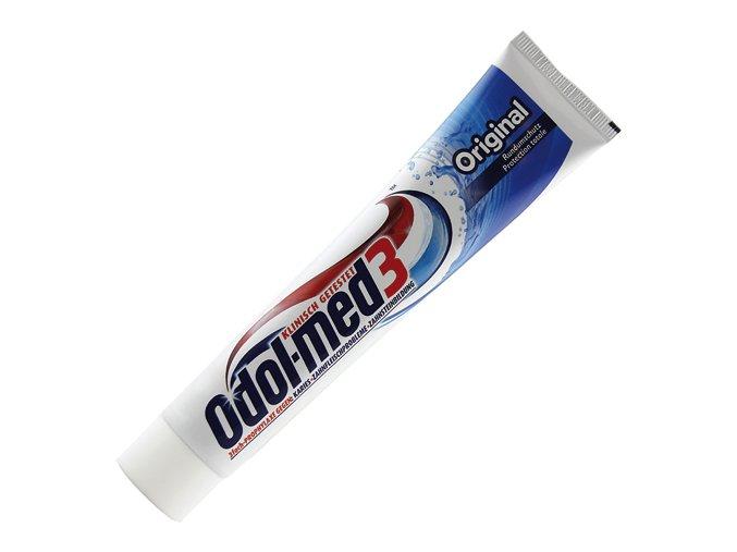 Odol Med3 Zubní pasta 75ml Original