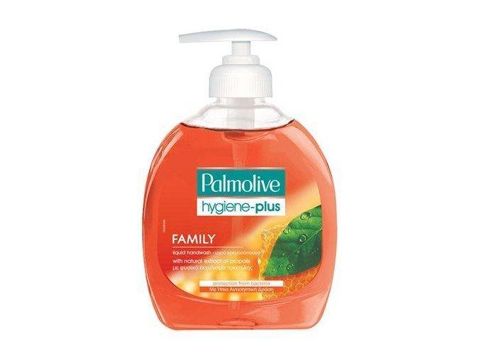 Palmolive tekuté mýdlo 300ml Hygiene-Plus Family