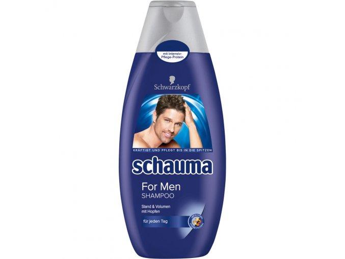 Schauma Šampon 400ml Pro Muže
