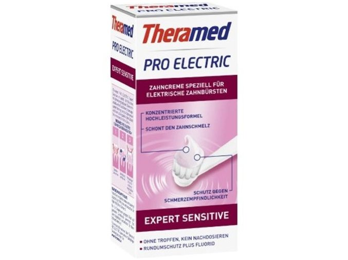 Theramed PRO Electric zubní pasta 50ml