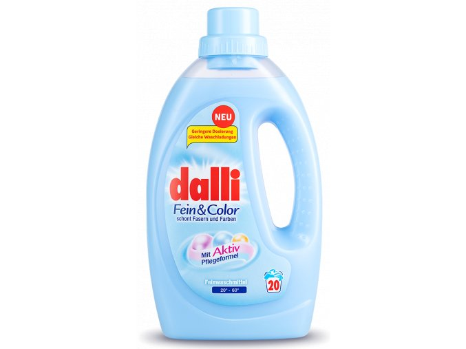 dalli fein color fluessig full