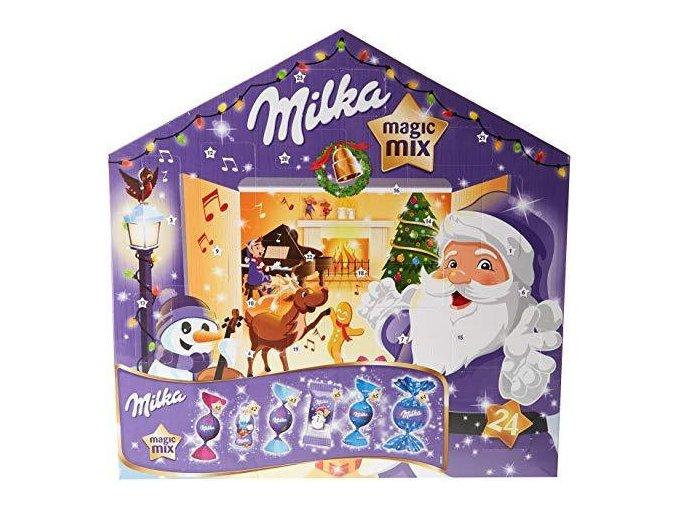 advent calendar Milka