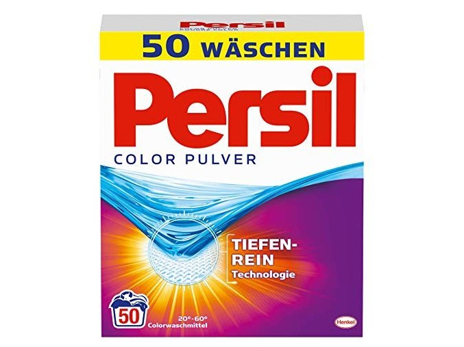 Persil Color Tiefen Rein proszek 50 pran 3,25 kg