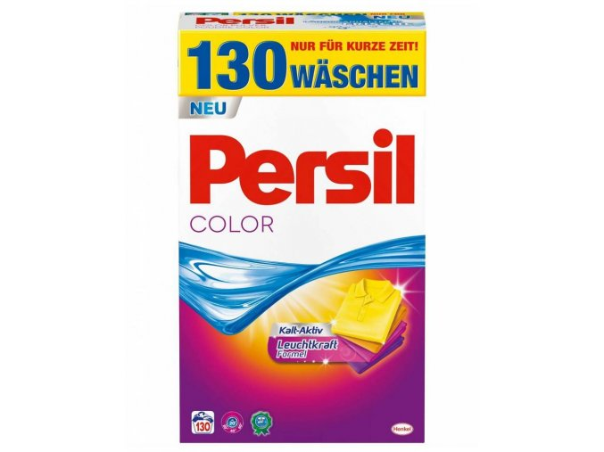 Persil Color prášek 130 Pracích cyklů