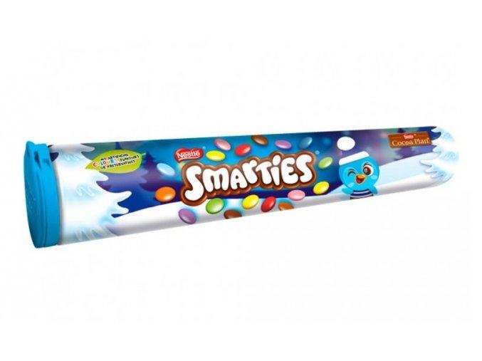 Smarties čokoládové dražé v barevné cukrové glazuře 130g