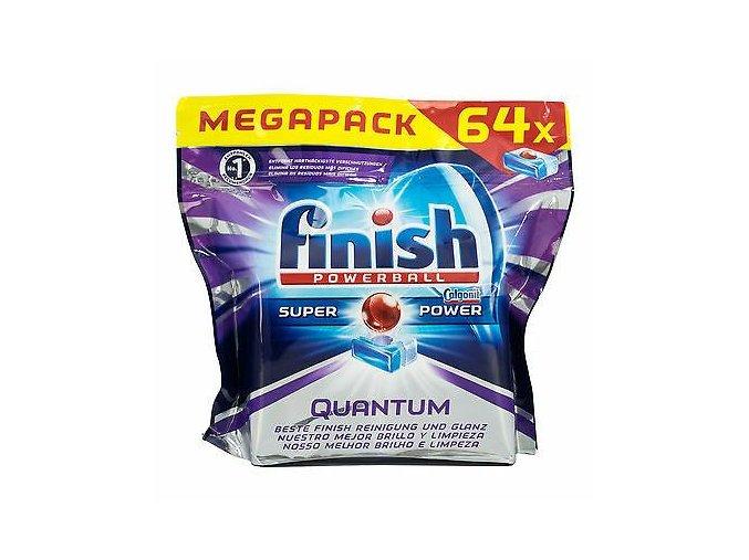 finish quantum do zmywarki 64tab super power4 d