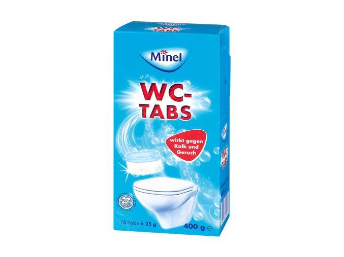 Minel čisticí WC tablety 16ks